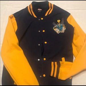 Wolverine letterman Jacket